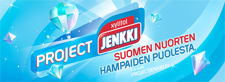 Project Jenkki - Suomen nuorten hampaiden puolesta